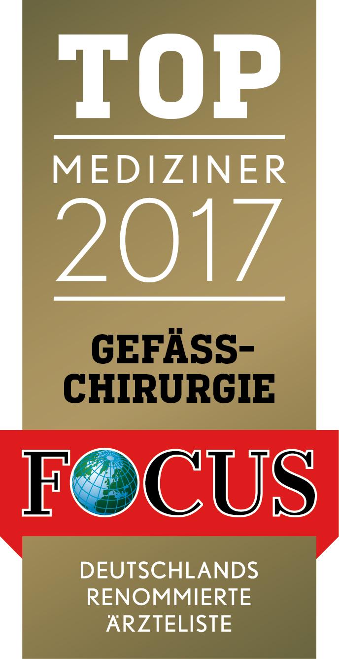 40FCG Mediziner Siegel Gefässchirurgie 2017