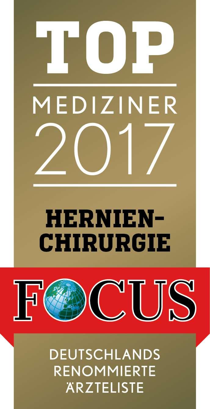 40FCG Mediziner Siegel Hernienchirurgie 2017