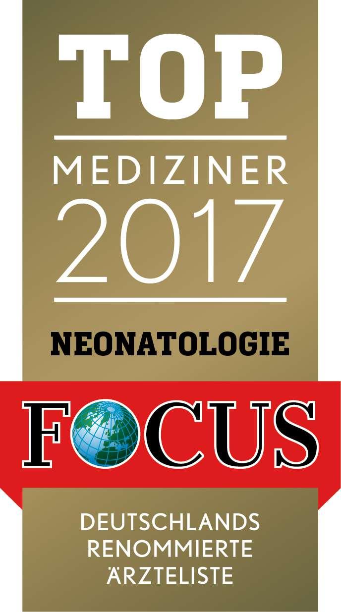 40FCG Mediziner Siegel Neonatologie 2017