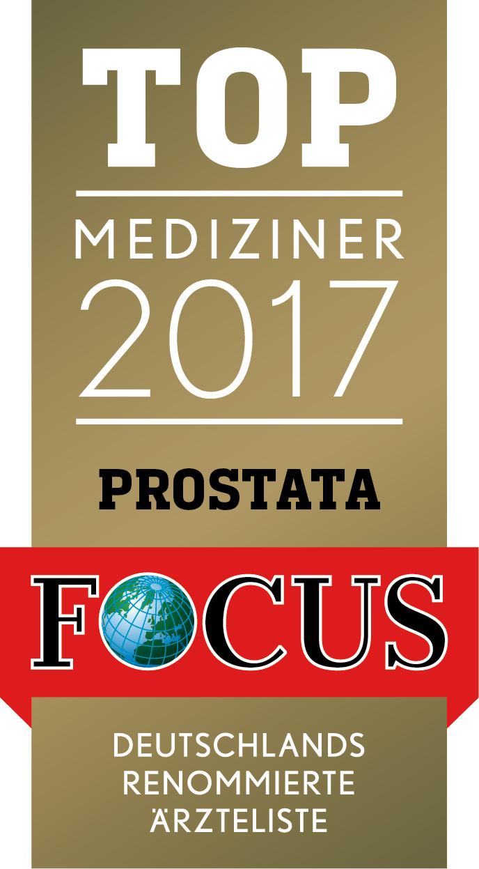 40FCG Mediziner Siegel Prostata 2017