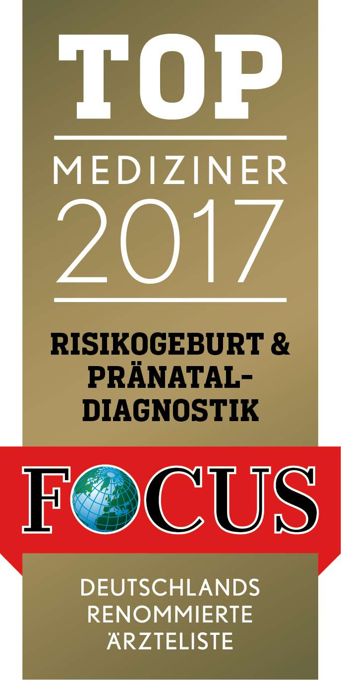 40FCG Mediziner Siegel Risikogeburt & Pränataldiagnostik 2017