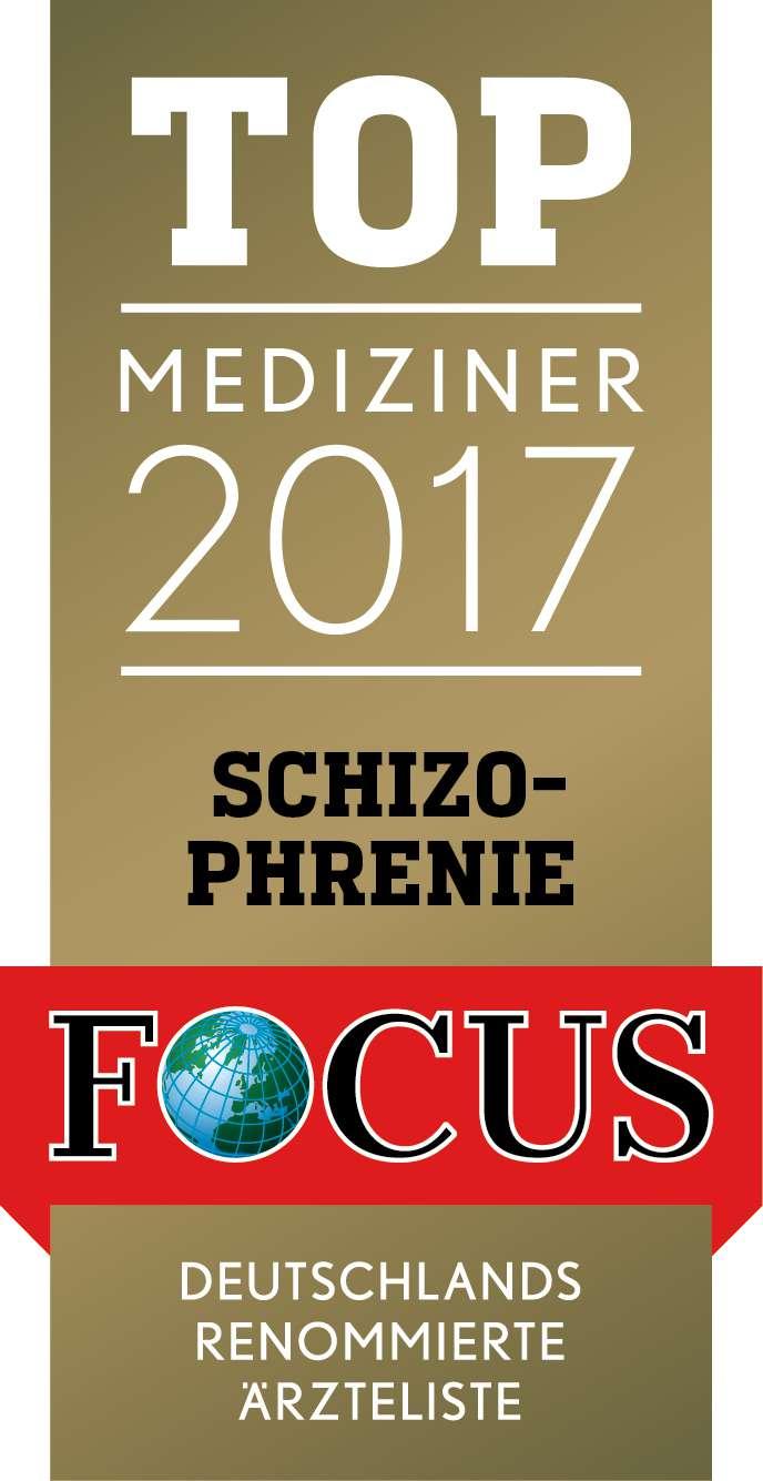40FCG Mediziner Siegel Schizophrenie 2017