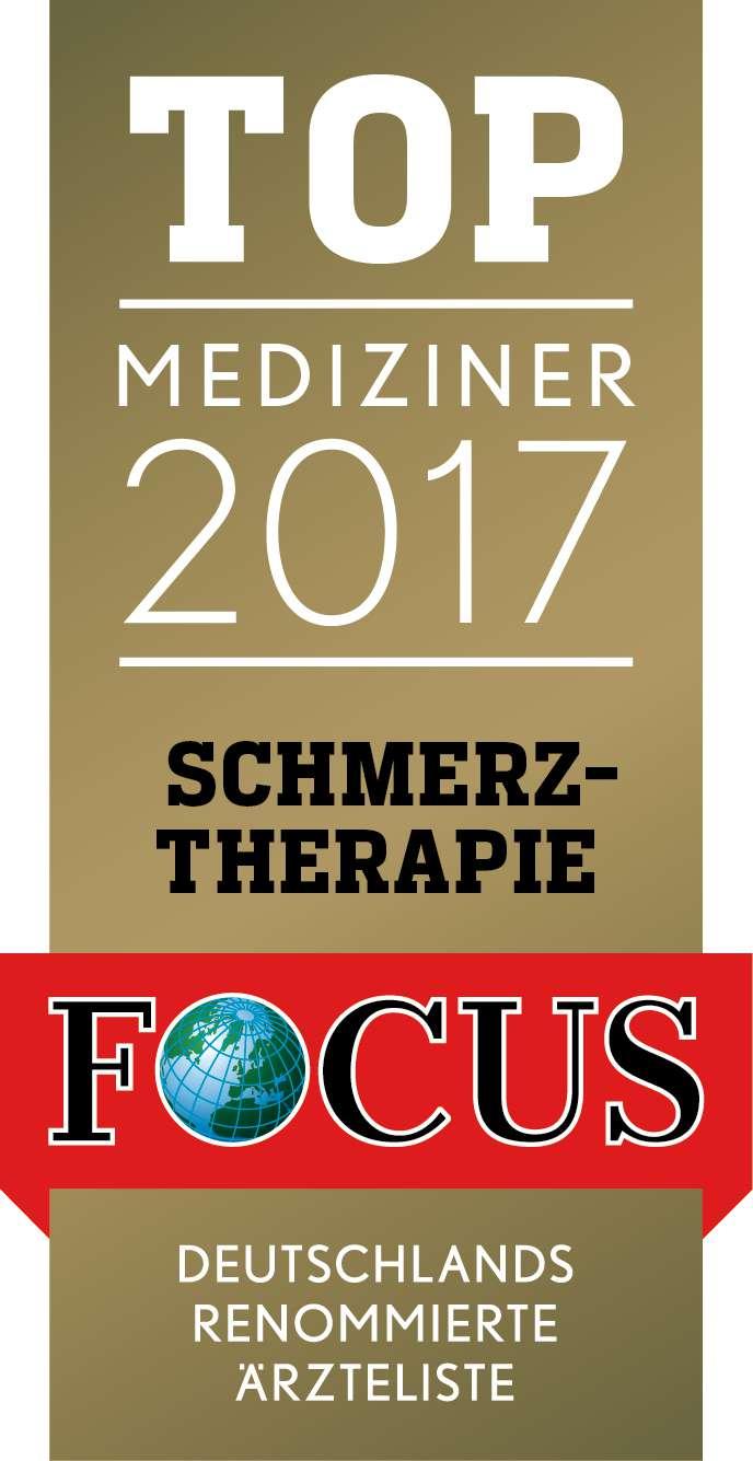 40FCG Mediziner Siegel Schmerztherapie 2017