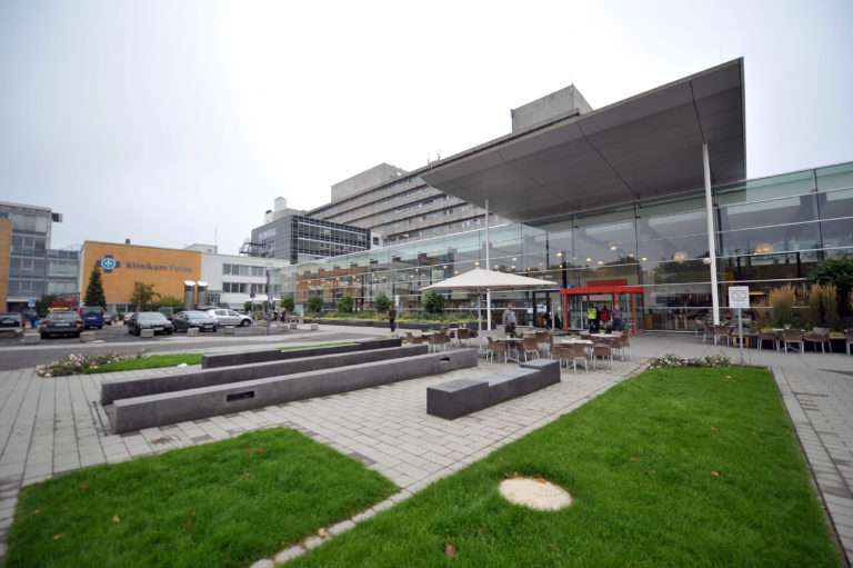Klinikum Fulda Eingang