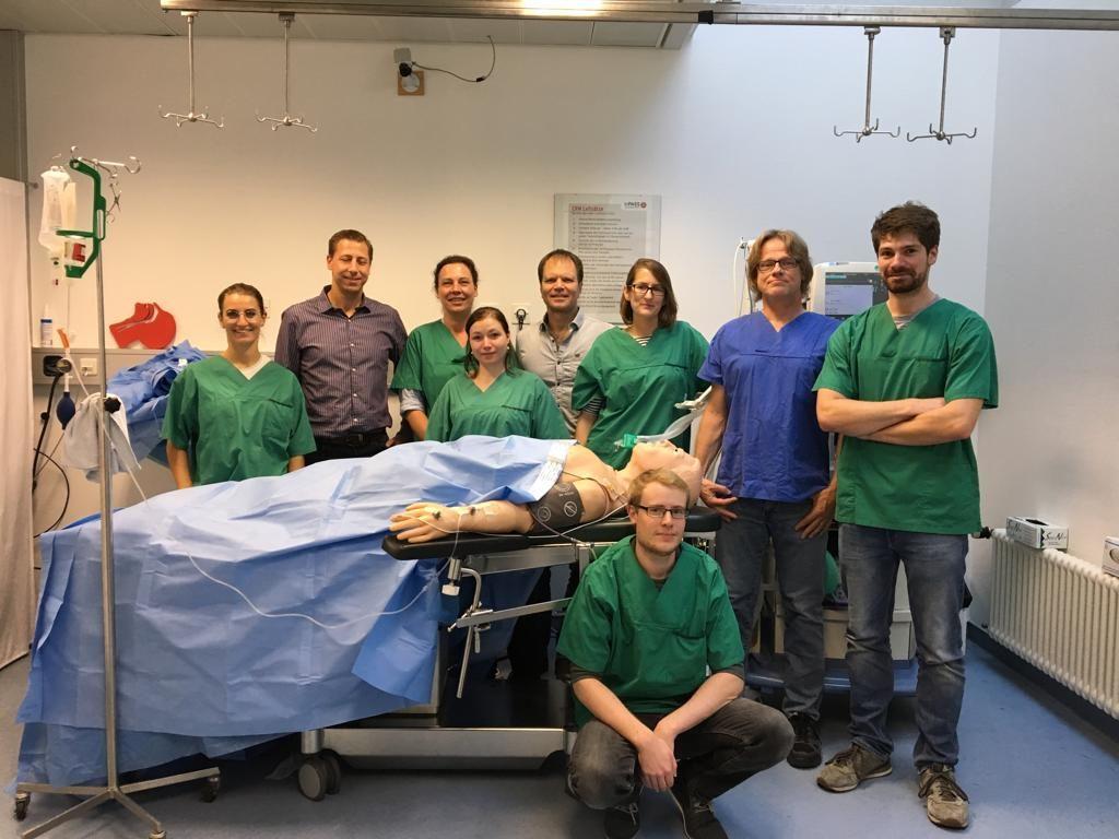 Dr. Schröder Fit Für Den Dienst 2018 Gruppenfoto