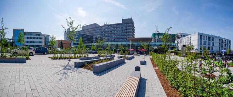 Panorama Klinikum Fulda Tag Kleine Auflösung