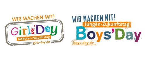 Logo Boy Und Gilrs Day